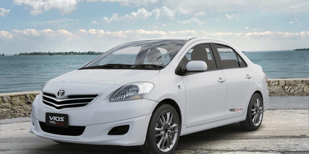 Automotive CGI Composite